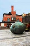 Fotografiska одно из мест встречи world's самых больших для современной фотографии , Стокгольм, Швеция Стоковое Фото