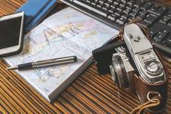 Fotografiska lopphjälpmedel Arkivbild
