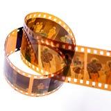 Fotografiskt retro-symbol för skytteprocessen, photochemica fotografering för bildbyråer