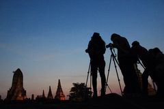 Fotografliv Arkivbild