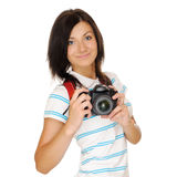 Fotografo Immagine Stock
