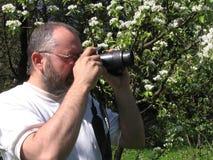 Fotografo fotografia stock