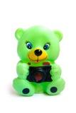 Fotografo del giocattolo Fotografia Stock