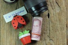 Fotografo, reddito, il reddito del fotografo Immagini Stock