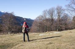 Fotografo turistico Immagine Stock