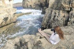 Fotografować wodę Zdjęcie Royalty Free