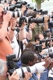 fotografowie Obraz Stock