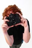 fotografredhead Fotografering för Bildbyråer