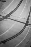 Fotographia in bianco e nero Fotografia Stock Libera da Diritti