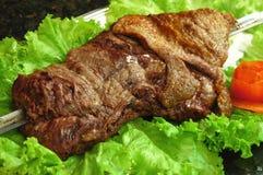 Fotographia del barbecue Immagini Stock