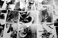 Fotographien! Lizenzfreies Stockfoto