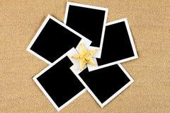 Fotographien auf dem Strand Lizenzfreies Stockbild