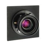 Fotographienobjektiv Stockfoto