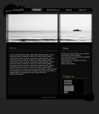 Fotographienplan Stockfoto