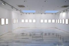Fotographische Ausstellung Lizenzfreies Stockbild