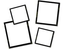 Fotographische Felder. Lizenzfreies Stockfoto