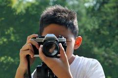 Fotographische Neigung Lizenzfreie Stockfotos