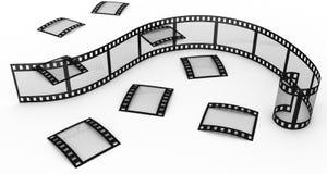 Fotographischer Film. Lizenzfreies Stockfoto