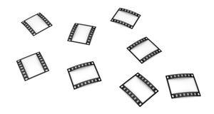 Fotographischer Film. Lizenzfreie Stockfotos