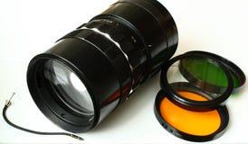 Fotographisches Objektiv Lizenzfreies Stockbild