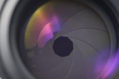 Fotographisches Objektiv Lizenzfreies Stockfoto