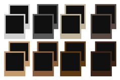 Fotokaders Stock Afbeeldingen