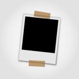 Fotokaders op witte achtergrond Royalty-vrije Stock Afbeeldingen
