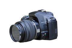Fotokamera Lizenzfreie Stockbilder