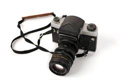 Fotokamera Lizenzfreies Stockbild