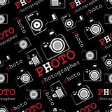 Fotokameras und -titel foto photograph vektor abbildung