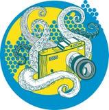 Fotokrake Lizenzfreies Stockbild