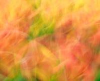 Fotokunst, heldere Kleurrijke lichte stroken abstracte achtergrond Stock Foto