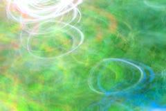 Fotokunst, heldere Kleurrijke lichte stroken abstracte achtergrond, EF Royalty-vrije Stock Afbeeldingen