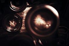 Fotolinser fotografering för bildbyråer