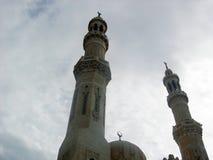 fotomoskee van Islam Stock Afbeeldingen