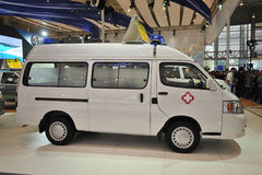 FOTON Ambulance Stock Images