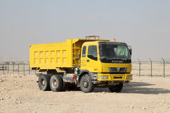 Foton Auman 320 - Chinese tip truck Stock Images