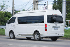 Foton View cs2 van of Ministry of Public Health Royalty Free Stock Image