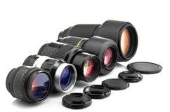 Fotoobjektive Lizenzfreie Stockfotos