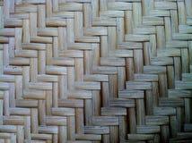 Fotorahmen auf Korbhintergrund Lizenzfreie Stockbilder