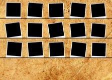 Fotoramar arkivbild