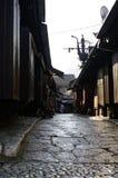 Fotoreportage von Sarajevo- - BaÅ-¡ Ä  arÅ ¡ ija lizenzfreies stockbild