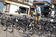 Fotoreportage von Sarajevo- - BaÅ-¡ Ä  arÅ ¡ ija stockbilder