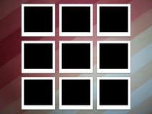 Fotos auf Streifen Lizenzfreie Stockfotos