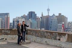 Fotos China - Macau de Trvael Fotografia de Stock Royalty Free