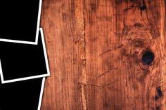 Fotos cuadradas en blanco del formato como espacio de la copia Fotos de archivo libres de regalías