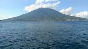 Fotos da montanha e do mar Imagens de Stock Royalty Free