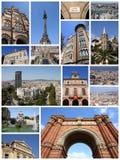 Fotos de Barcelona Foto de Stock