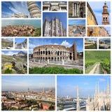 Fotos de Itália Fotografia de Stock