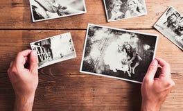 Fotos de la boda fotografía de archivo libre de regalías